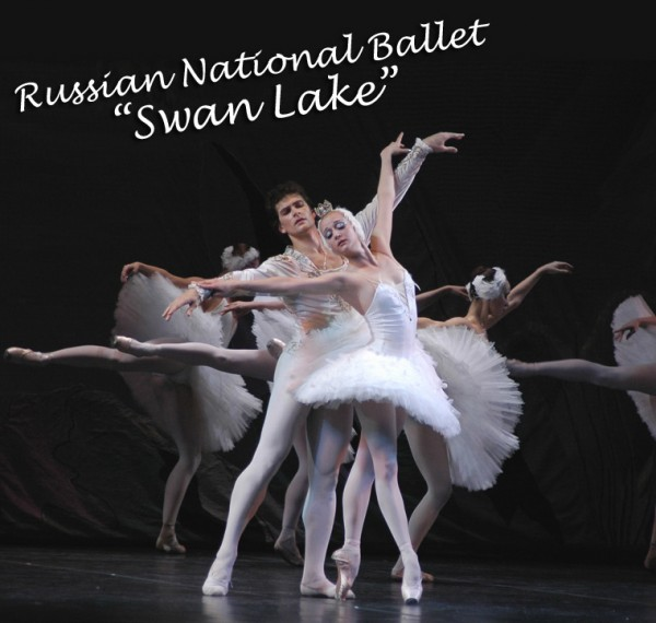 Including Swan Lake, touring extensively in Australia and New Zealand.